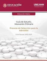 Guía de Estudio para Educación Primaria