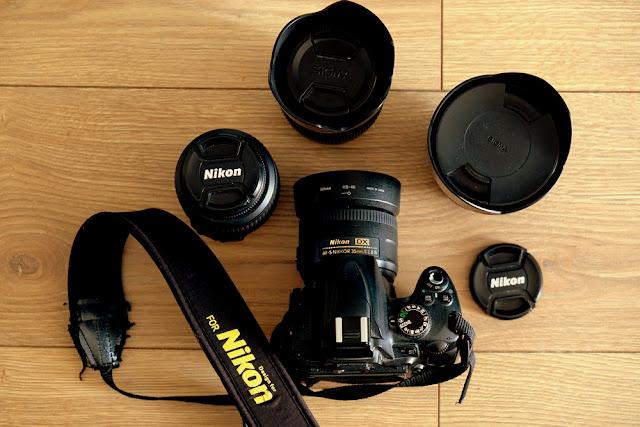 Pożegnanie z Nikonem