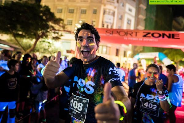 La Neon Run Spain volverá a iluminar las calles de Los Llanos en un mes