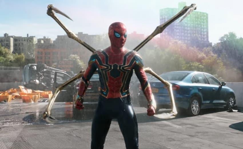 Sony показала первый трейлер кинокомикса «Человек-паук 3: Нет пути домой» - в нём появился Доктор Осьминог