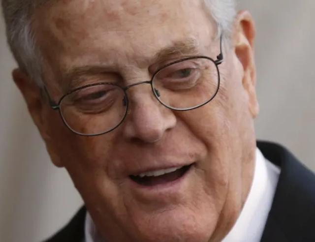 Billionaire David Koch, Who Shaped Modern Conservative Politics, Has Died