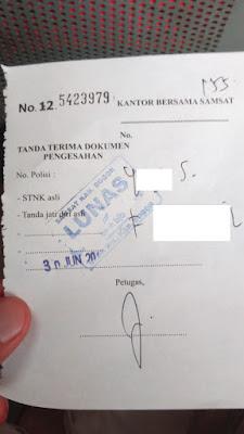 Formulir Pendaftaran dan Nomor Antrian