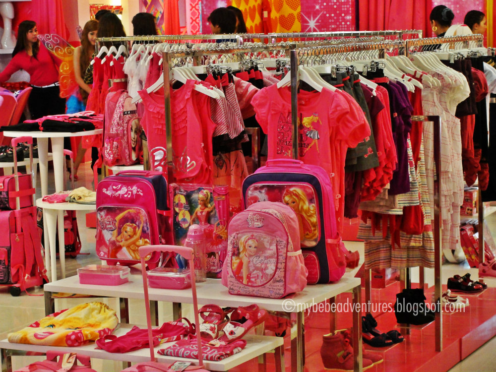 My Bebe Adventures Everything About Barbie