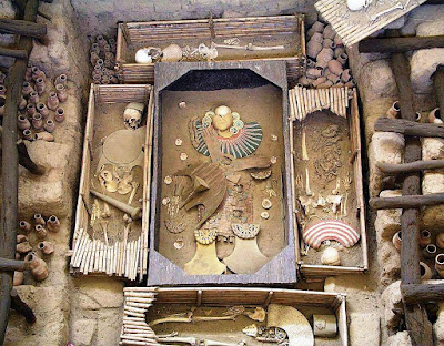 Senor de Sipan, Sipan, Ruta Moche Peru