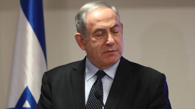 Oposición israelí presenta leyes para apartar a Netanyahu del poder