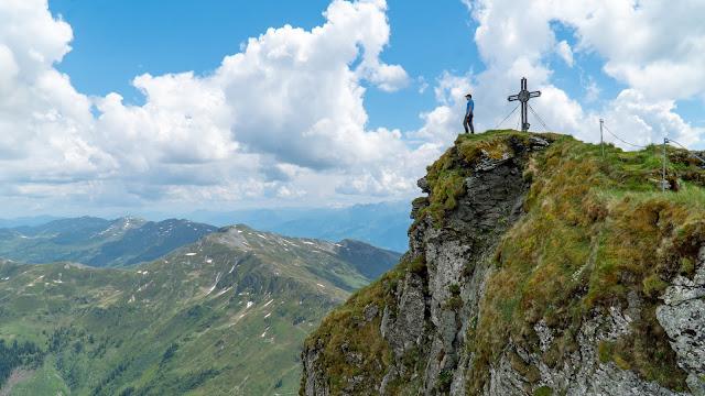 Bergtour Geißstein | Wandern Saalbach | Wanderung SalzburgerLand | Bergwanderung im Glemmtal 01