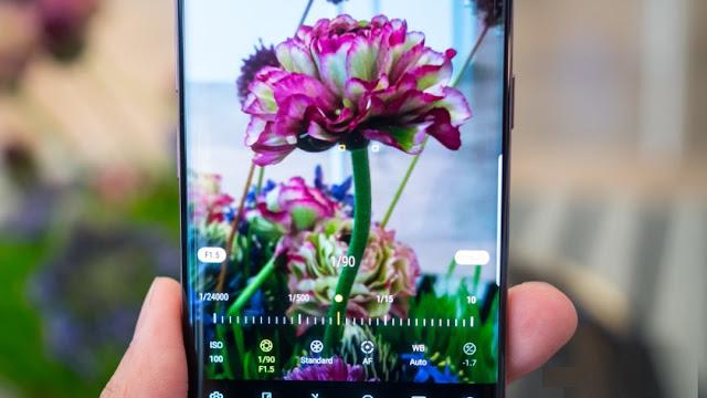أفضل ميزات الكاميرا الجديدة Samsung Galaxy S9