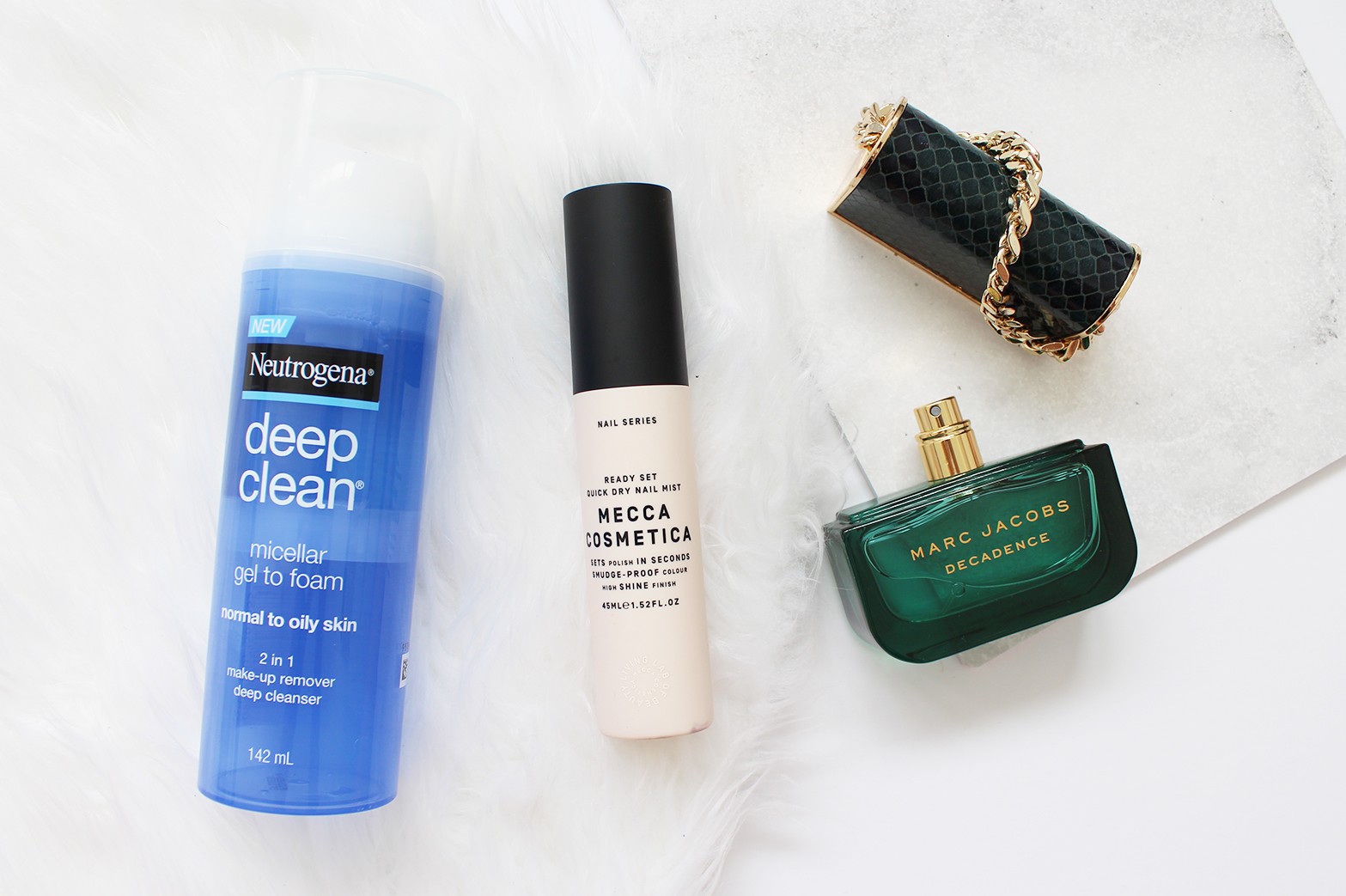 MOST LOVED | January '17 - Neutrogena, Essence, Marc Jacobs + More - CassandraMyee