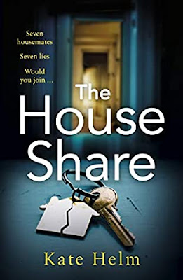 houseshare - Review Round-Up: A Good Marriage by Kimberly McCreight, Never Have I Ever by Joshilyn Jackson & The House Share by Kate Helm.