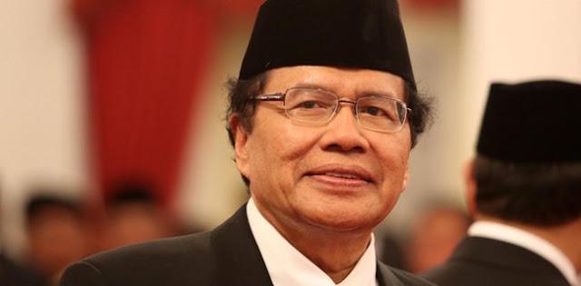 Jika Rizal Ramli Jadi Presiden, Musni Umar: Dia Punya Potensi Dan Saya Yakin Dia Mampu