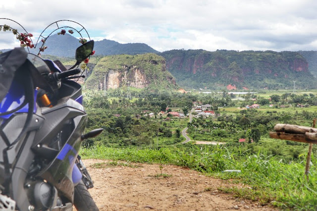Foto Kawasan wisata Lembah Harau Sumatera Barat