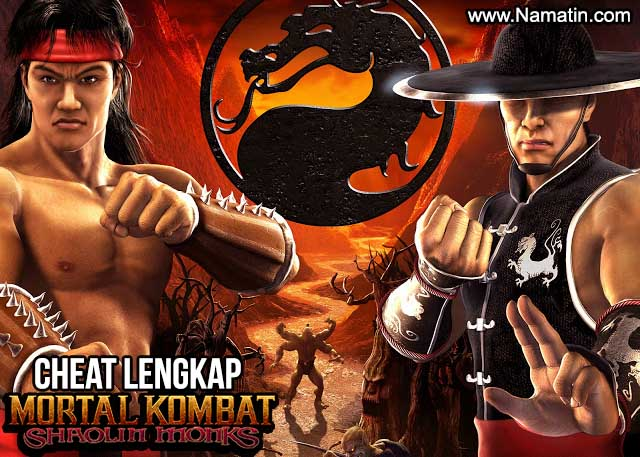 cheat mortal kombat ps2