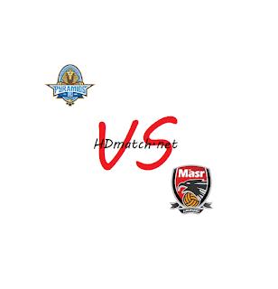 مباراة نادي مصر وبيراميدز بث مباشر مشاهدة اون لاين اليوم 29-1-2020 بث مباشر الدوري المصري fc masr vs pyramids fc