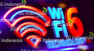 5G dan Wi-Fi 6 bekerja dengan baik