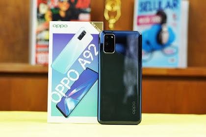 Harga Terbaru dan Spesifikasi Oppo A92 - masnanta