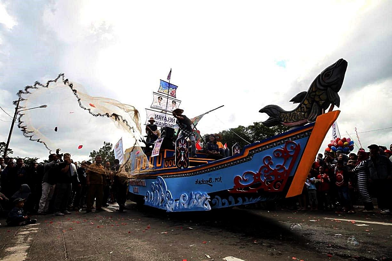 Jasa Konsultan untuk Potensi Perikanan Kalimantan Tengah