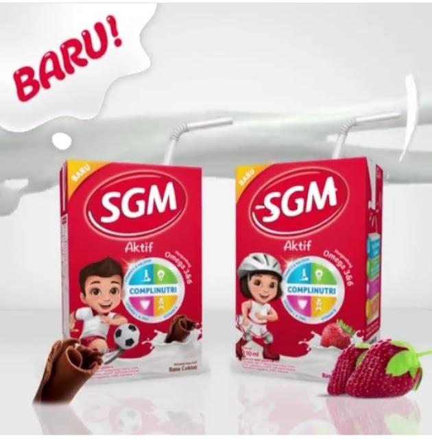 Susu SGM Aktif Dengan Omega 3 & 6 Adalah Bekal Utama Mudik Bersama Si Kecil Agar Selalu Sehat Dan Ceria