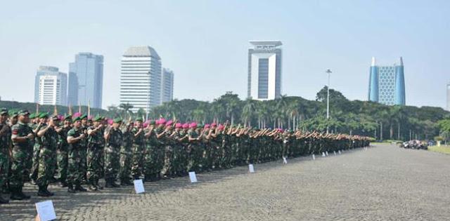 Andi Arief: TNI Masuk Politik Diundang Presiden