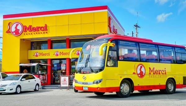 Merzci tour bus - Merzci pasalubong - Merzci store - Negros Occidental tourist destinations - Bacolod tourist destinations - Bacolod tours - Negros Occidental tours - Bacolod blogger
