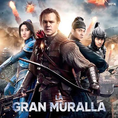La Gran Muralla - [2016]