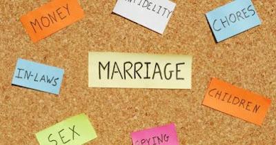 Hal Yang Membuat Orang Takut Menikah