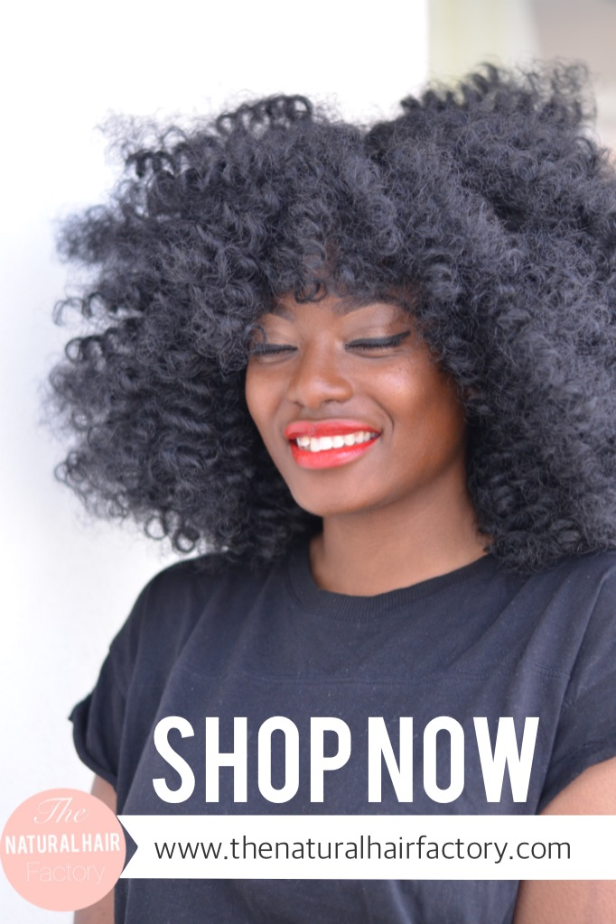 ESHOP THE NATURAL HAIR FACTORY