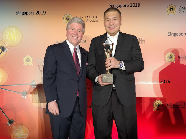 SM Supermalls Central 4 Wins in the 2019 APAC Stevie Awards