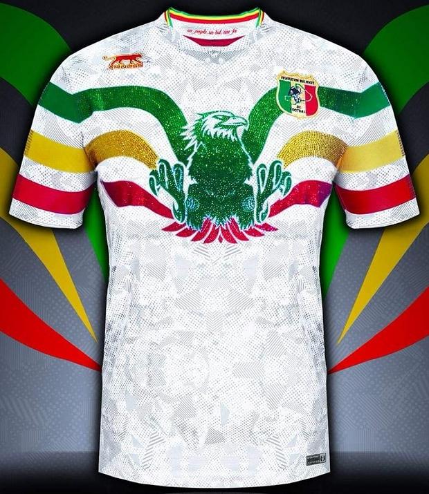 cac277bca9653 Airness apresenta a nova camisa titular de Mali - Show de Camisas