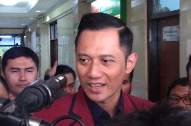 AHY Dukung Rencana Jokowi Pindahkan Ibu Kota ke Kalimantan Timur