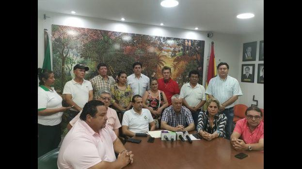 Democracia y Chiquitanía serán los temas a abordar en el cabildo del 10 de octubre / COMITÉ PRO SANTA CRUZ