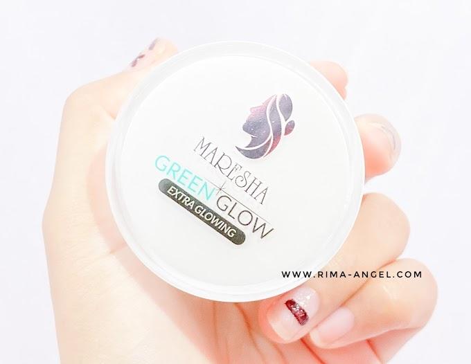 Penggunaan Maresha Skincare Green Glow Selama 7 Hari