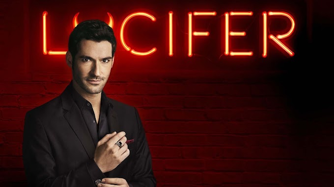 Lucifer Temporada  1-5 HD 720p Latino (2020)