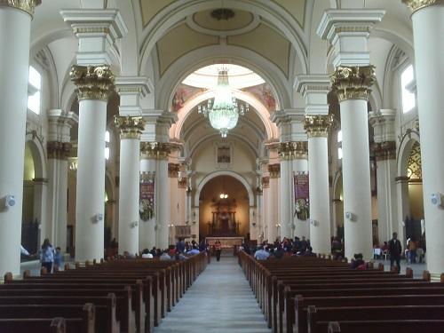 Catedral primada de colombia bogot zona bogota dc for Direccion ministerio del interior bogota