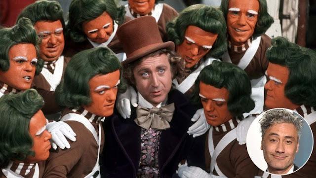 Charlie y la fábrica de chocolate (Fuente: Google)