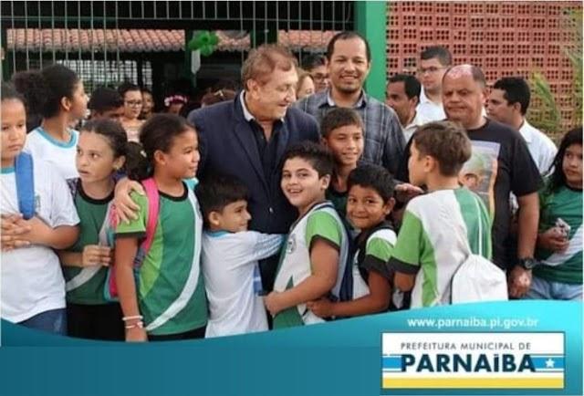 Prefeitura de Parnaíba inicia nesta segunda, projeto: Minha Escola na TV