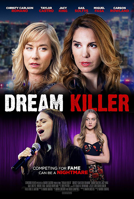 """""""Dream Killer"""" - poster"""