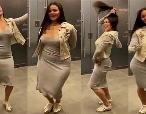 الراقصة البرازيلية لوردينا