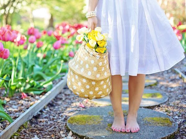Spring is here: Den Frühling mit einem frischen Look begrüßen