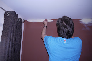 decorating, painting