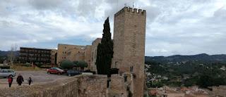 Tortosa, Castillo de San Juan o de la Zula.