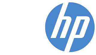 HP logo za računalnik