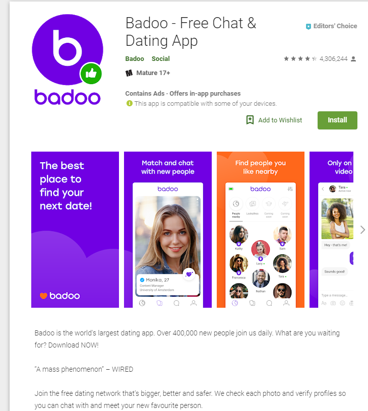 Initialization vectors: Finding Badoo chats in Android using