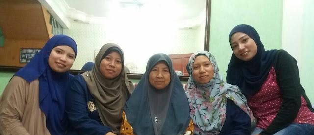 Jamuan Raya Bersama Keluarga