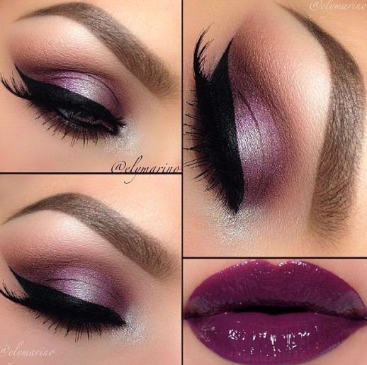 Maquillaje 2014 - Tendencia de Colores by maquillajebellezamujer.blogspot.com