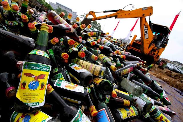 Alkohol Tewaskan 728 Warga Iran Setelah Dikira Ampuh Matikan Corona