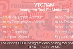 VTGram - Instagram Tool For Marketing Free Download