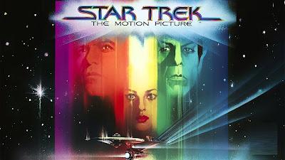 Poster película original Star Trek