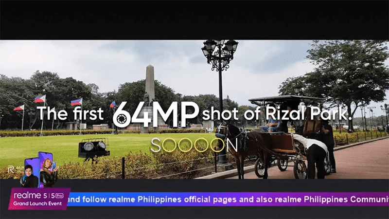 Realme will launch a 64MP camera phone in PH soon!
