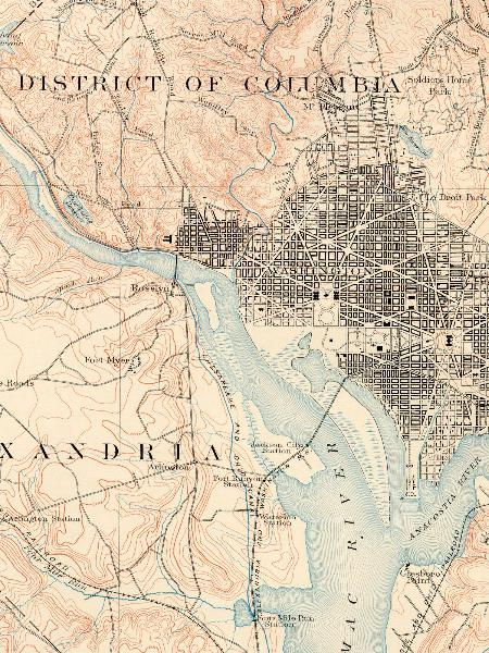 UpFront with NGS: USGS -- The National Map: Historical Quadrangle ...