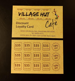 Discount Loyalty Card